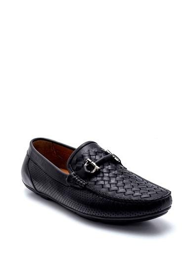 Derimod Erkek Loafer(957) Casual Siyah